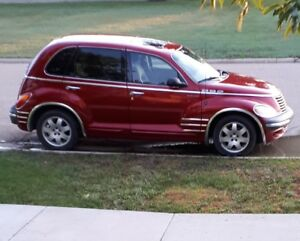 2002 PT CRUSER   2000 need gone moving