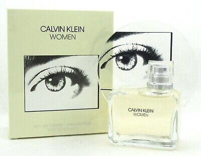 Calvin Klein WOMEN Perfume by Calvin Klein 3.3 oz. Eau de Toilette Spray. NEW