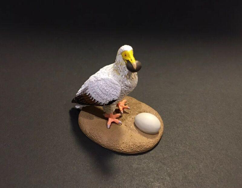 RARE Epoch (Like Kaiyodo Takara) Egyptian Vulture Hawk Bird Figure