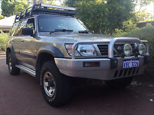 1999 Nissan Patrol 2.8TD ST GU Manual 4x4 Claremont Nedlands Area Preview