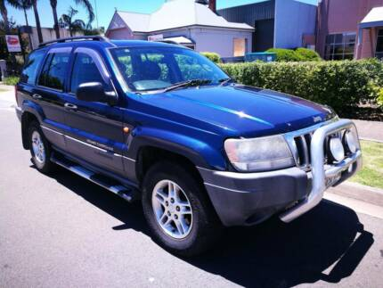 JEEP 2004 CHEROKEE, LOW KMS $2990