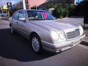 MERCEDES 1999 E280 ELEGANCE $4250 Mile End South West Torrens Area Preview