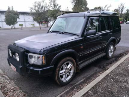 LANDROVER DISCOVERY 2004 CLASSIC FEB 18 REGO  $5990