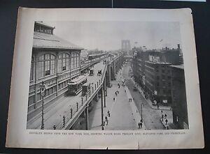 Bklyn-Bridge-Tolley-Original-Zeisloft-Book-Print-c1800s