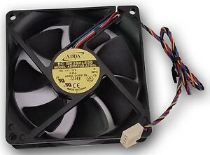 ADDA Case Fan AAD0912UB-A7BGL 92mm Desktop eMachines Gateway Dell and others NEW