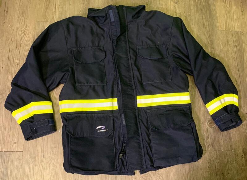 Ricohet EMS Reflective Rescue Jacket SZ XL