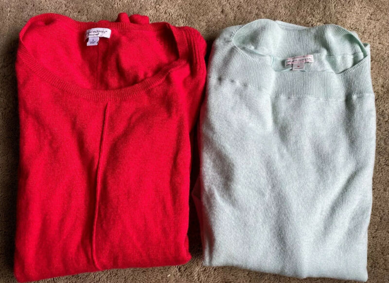 Maternity Lot Sweaters Tops Medium Large Gap, Liz Lange