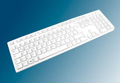 Dell Usb-tastatur (Dell KB216-W deutsche Tastatur weiß mit USB Kabel Anschluss QWERTZ NEU)