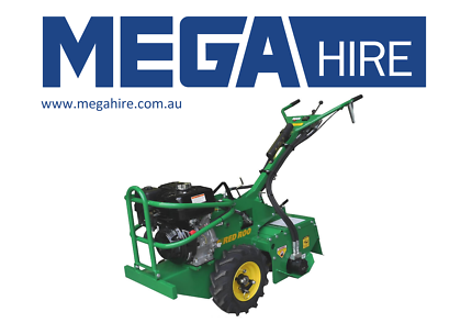 **HIRE**  Red Roo Rotary Hoe - Hydraulic