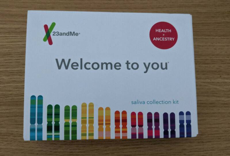 23andMe Health + Ancestry DNA Saliva Kit - All Fees Included, No Extra Cost $200