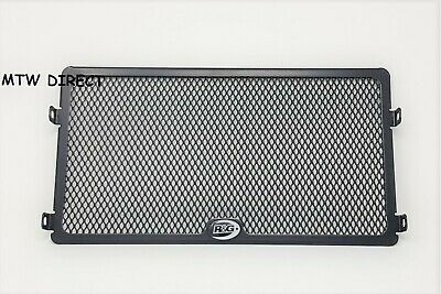 <em>YAMAHA</em> MT 07 MT07 2014 2018 RG RACING BLACK RADIATOR GUARD COVER PROT