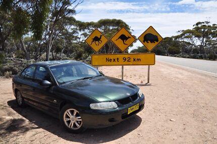 Car sale  Holden 2000 $1200