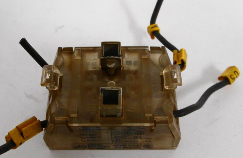 Asea Brown Boveri SK615-001-E Auxillary Contact