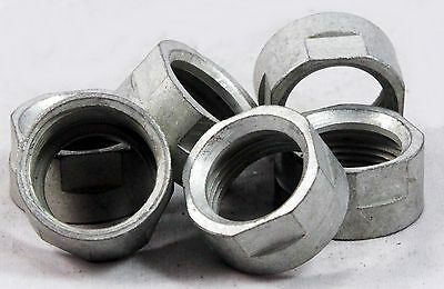 6 off Sleeve Nut, AGS 1517 for RAF Ignition systems (GB6)