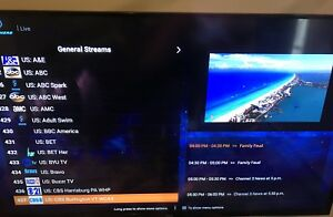 *IPTV Subscription* 2000+ Channels (Stable)