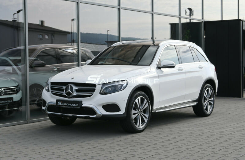Mercedes-Benz GLC 250 d 4M Excl. °ACC°PANO°MEMORY°HEAD-UP°360°