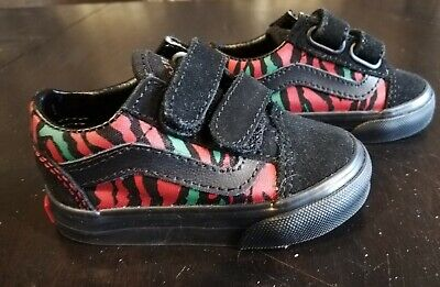 Toddler Vans Shoes Size 4 Old Skool A Tribe Called Quest