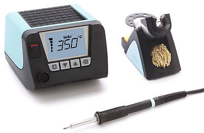 Weller Wt1013n With Wt1 Soldering Station And Wp80 Iron Replaces Wd1002n
