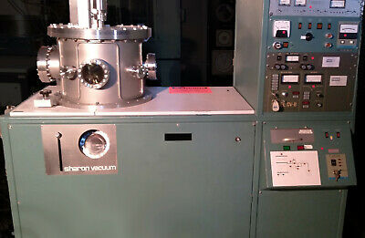 Sharon Vacuum Evaporator Long Throw Electron Beam