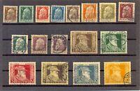 Alemania Bayern 1911 Yt Nº76-91 Usados 16 Valores (serie Completa) - bayer - ebay.es