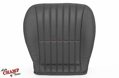 1997-1999 Chevy Camaro SS RS Z28 -Driver Side Bottom Leather Seat Cover (Chevy Camaro Z28 Cover)