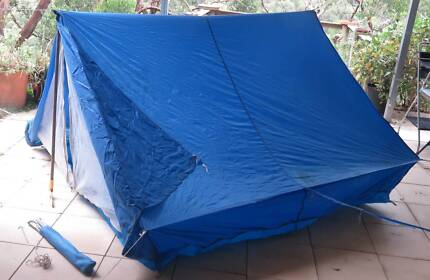 A RIDGE TENT in good condition. & Outwell Vermont L Tent in great condition   Camping u0026 Hiking ...