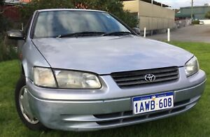 1998 Toyota Camry Auto 4 cyl aircond   12 Month Warranty included. O'Connor Fremantle Area Preview