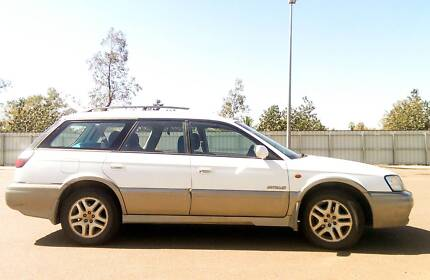 1999 Subaru Outback Karratha Roebourne Area Preview
