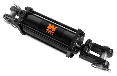 Wen Tr3012 2500 Psi Tie Rod Hydraulic Cylinder With 3 In. Bore And 12 In. Stroke