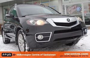 2010 Acura RDX Heated Seats, Remote Start, Navigation.