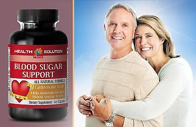 Glucose control - BLOOD SUGAR SUPPORT COMPLEX - Cardio health care, 1B Controlling Blood Sugar