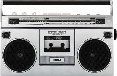 Retro Boom Box (ION Audio - Retro Boombox with AM/FM Radio -)