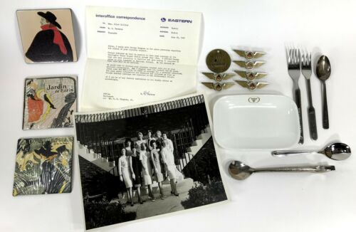 Vintage Airlines Memorabilia * Air France * United * Eastern