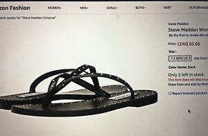 """NEW Woman's shoes """"Steve Madden"""""""