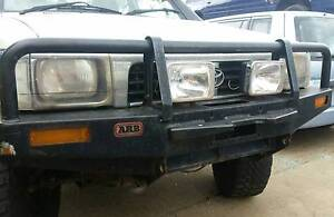 ln106 hilux steel bullbar Elimbah Caboolture Area Preview