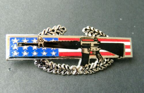 COMBAT INFANTRY BADGE CIB HONOR LAPEL PIN BADGE 3 INCHES US ARMY