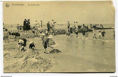 CPA-Carte postale-Belgique - Duinbergen - De Golfbreker (CP2829)