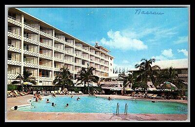 GP GOLDPATH: BAHAMAS POST CARD 1964 _CV676_P25