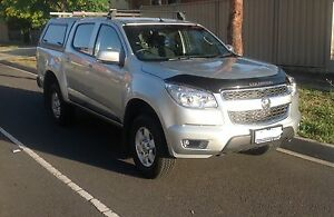 near NEW MY16 Holden Colorado Ute 7000 km With Canopy! Sunshine West Brimbank Area Preview