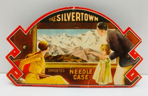 The Silvertown Needle Case Vintage Germany