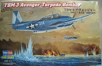 Hobby Boss 1/48 TMB-3 Avenger Torpedo Bomber for sale  Darien