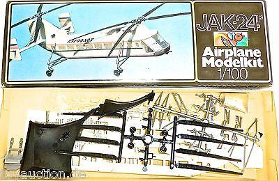 JAK 24P DDR Hubschrauber Modellbausatz 1:100 Plasticart Airplane Kit å *