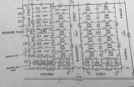 Land for sale mickleham 400m