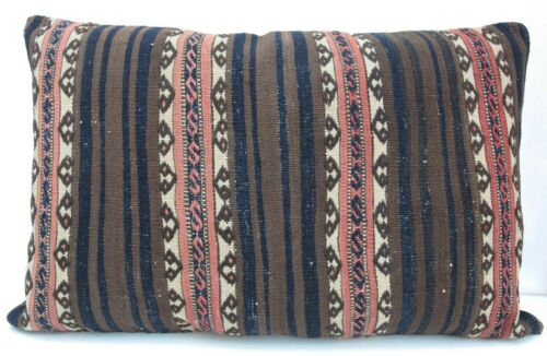 Pillow cases queen,Decorative pillow,vintage pillow,Kilim pillow,Lumbar pillows