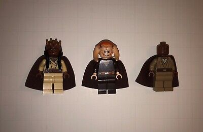 Lego Star Wars Minifigures lot from Palpatine's Arrest 9526 excellent condition