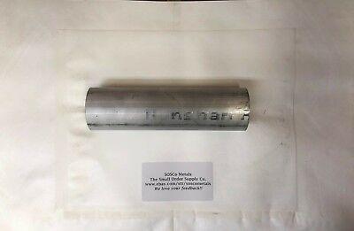 2 Aluminum 6061 Round Rod Solid Bar 8 Lathe Stock 2.00 Diameter