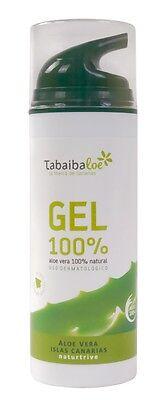 150 ml Tabaibaloe Gel 100%  Aloe Vera natural Feuchtigkeitsgel für trockene Haut