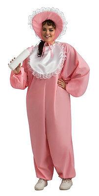 Big Baby Girl Pajamas Pyjamas Fancy Dress Up Halloween Plus Size Adult - Big Baby Girl Halloween Costumes