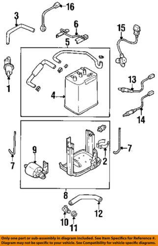 1996 Kium Sephium Engine Diagram Vacuum