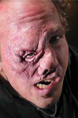 Igor Hunchback Monster Face Dress Up Halloween Costume Makeup Latex Prosthetic (Halloween Prosthetics Face)